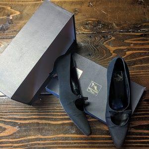 Reed Evins | Vintage Black Arianna Heel